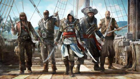 Trailer von Assassins Creed 4 Black Flag Skull Edition anschauen
