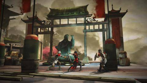 Trailer von Assassins Creed Chronicles: China  anschauen