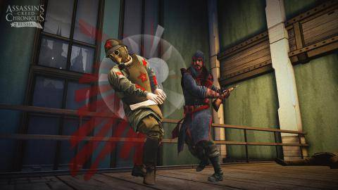Watch Assassins Creed Chronicles Russia  trailer