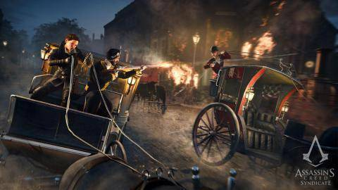 Watch Assassins Creed Syndicate The Last Maharaja DLC  trailer