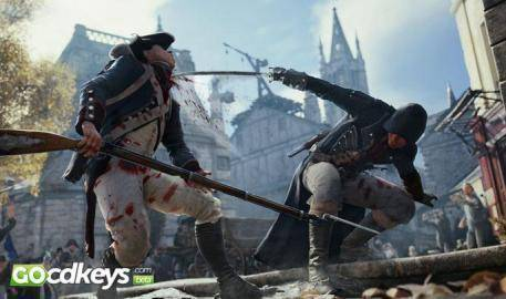 Watch Assassins Creed Unity Chemical Revolution  trailer