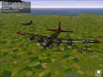 Watch B-17 Flying Fortress: The Mighty 8th  trailer