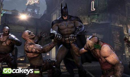 Trailer von Batman Arkham City Armored Edition anschauen