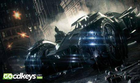 Watch Batman Arkham Knight trailer