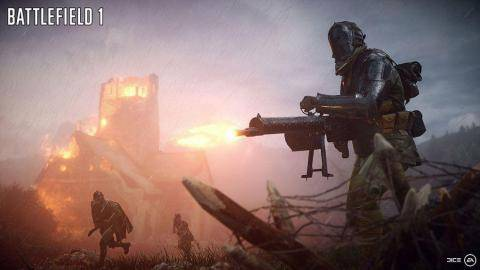 Watch Battlefield 1 Early Enlister Deluxe Edition trailer