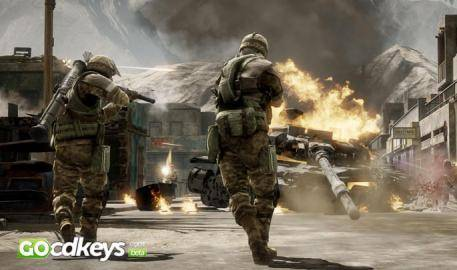 Watch Battlefield Bad Company 2  trailer