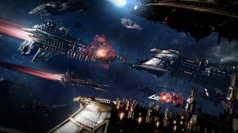 Watch Battlefleet Gothic Armada  trailer