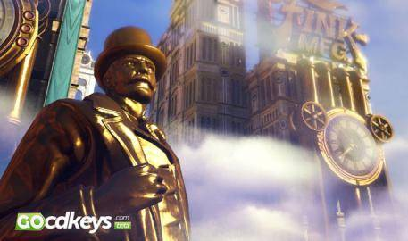 Watch BioShock Infinite  trailer