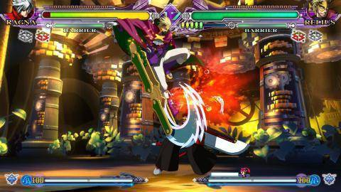 Trailer von BlazBlue: Continuum Shift Extend  anschauen