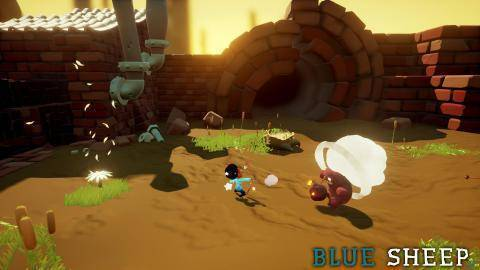 Watch Blue Sheep  trailer