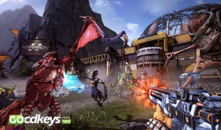 Watch Borderlands 2  trailer