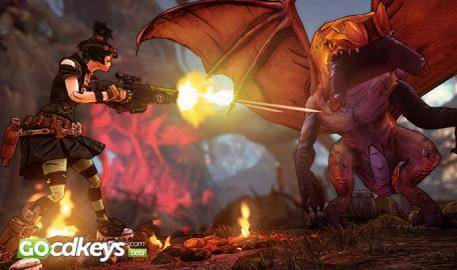 Watch Borderlands 2: Tiny Tinas Assault Dragon Keep  trailer