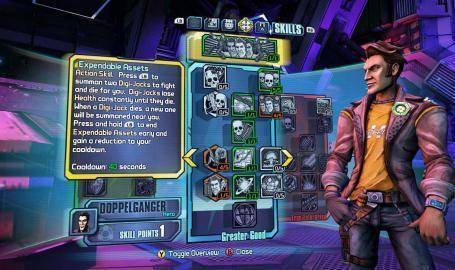 Watch Borderlands The Handsome Collection trailer