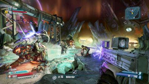 Ver el tráiler de Borderlands The PreSequel Shock Drop Slaughter Pit DLC