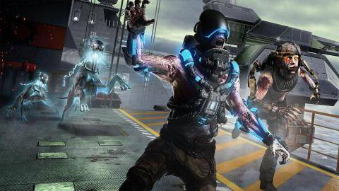 Trailer von Call of Duty Advanced Warfare Supremacy DLC  anschauen