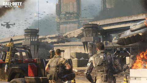 Trailer von Call of Duty Black Ops 3 anschauen