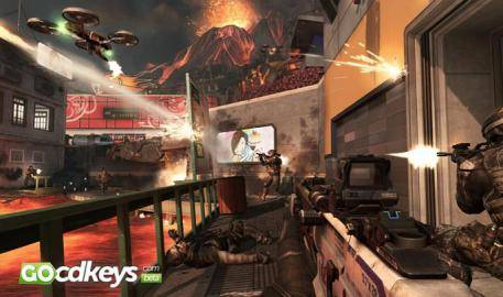 Trailer von Call of Duty Black Ops II Uprising DLC 2  anschauen