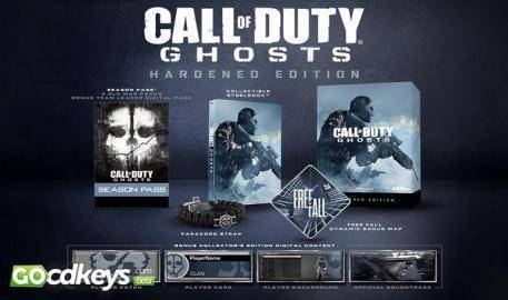 Regarder la bande-annonce de Call of Duty Ghosts Hardened Edition