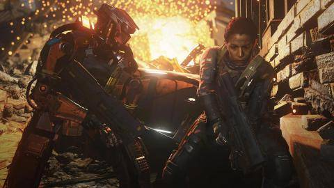 Watch Call of Duty Infinite Warfare Digital Deluxe Edition trailer