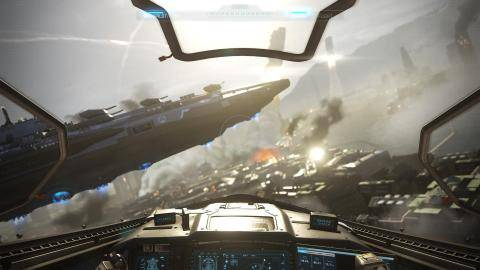 Watch Call of Duty Infinite Warfare trailer