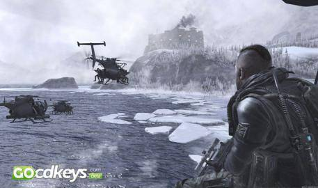 Regarder la bande-annonce de Call of Duty: Modern Warfare 2