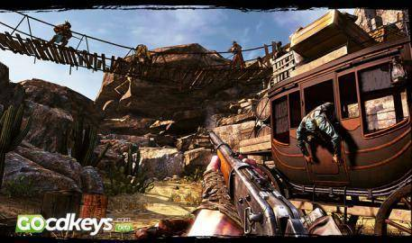 Watch Call of Juarez The Gunslinger  trailer