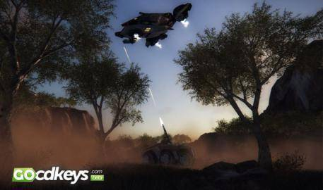 Watch Carrier Command Gaea Mission  trailer