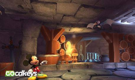 Trailer von Castle of Illusion Starring Mickey Mouse  anschauen