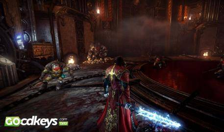 Watch Castlevania: Lords of Shadow 2  trailer