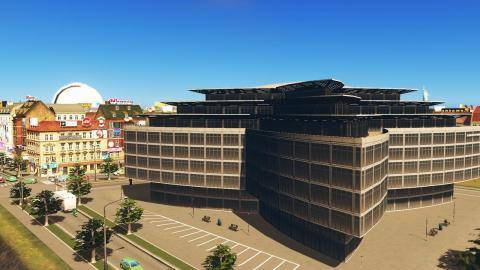 Ver el tráiler de Cities Skylines Content Creator Pack High Tech Buildings