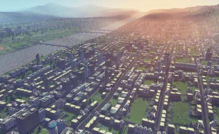 Watch Cities Skylines  trailer