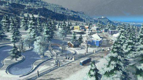 Regarder la bande-annonce de Cities Skylines Snowfall