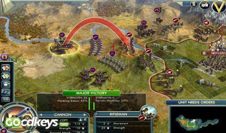 Watch Civilization V Game of the Year Edition  trailer