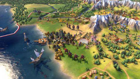 Watch Civilization VI trailer