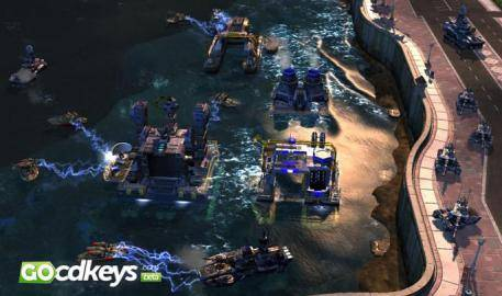 Watch Command & Conquer Red Alert 3  trailer