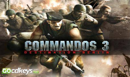 Regarder la bande-annonce de Commandos Complete Collection