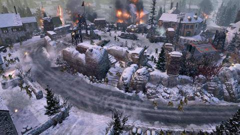 Watch Company of Heroes 2 Ardennes Assault DLC  trailer