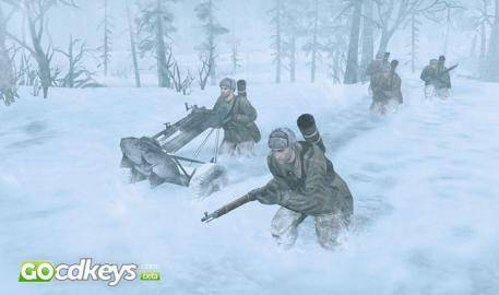 Watch Company of Heroes 2  trailer