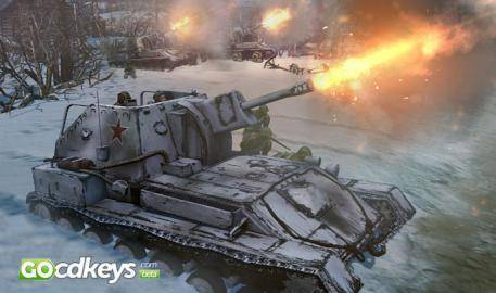 Watch Company of Heroes 2 Theatre of War DLC  trailer