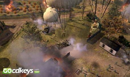 Watch Company of Heroes 2: Western Front Armies  trailer