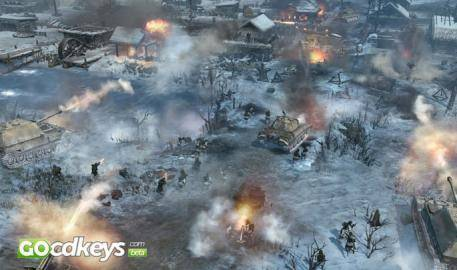 Watch Company of Heroes  trailer