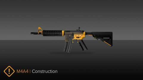 Watch Counter Strike Global Offensive M4A4 Skin  trailer