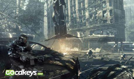 Watch Crysis 2  trailer