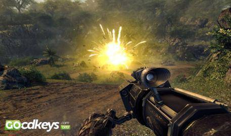 Watch Crysis Warhead  trailer