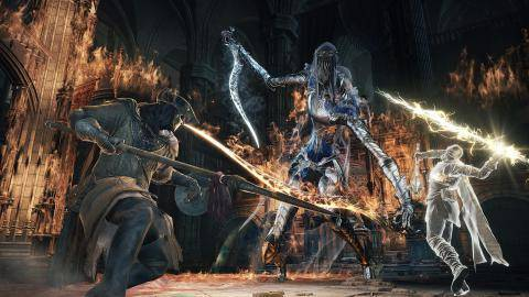 Watch Dark Souls 3 GOTY The Fire Fades Edition trailer