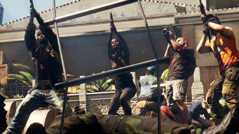Watch Dead Island Riptide Definitive Edition  trailer