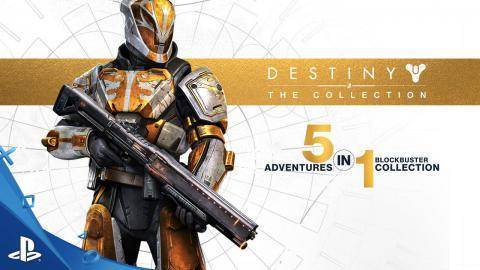Regarder la bande-annonce de Destiny La Collection
