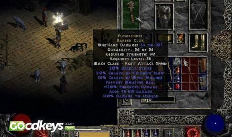 Diablo 2 lod battlenet cd