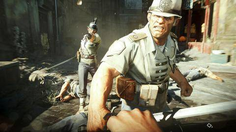Watch Dishonored 2 + Imperial Assasins DLC trailer
