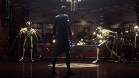 Watch Dishonored 2 trailer